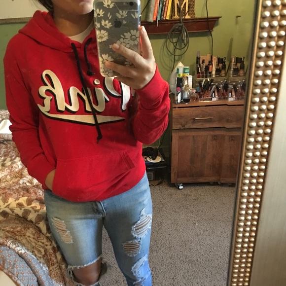 PINK Victoria's Secret Jackets & Blazers - Victoria secret sweatshirt